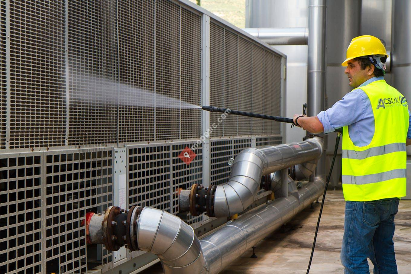 ACSUK Group Ltd - Commercial Cleaning in Manchester