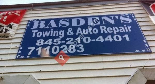 BASDEN'S Towing and Auto Repair