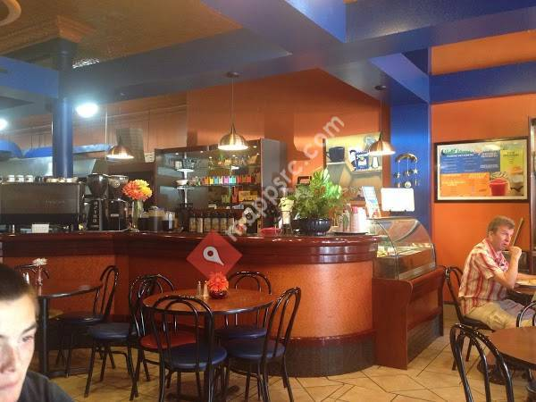 Half Moon Coffee & Grille Cafe