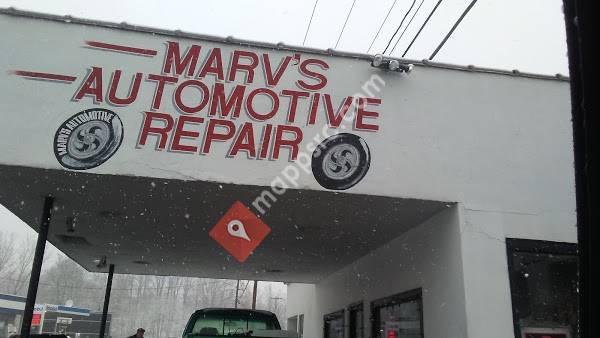Marv's Service Station