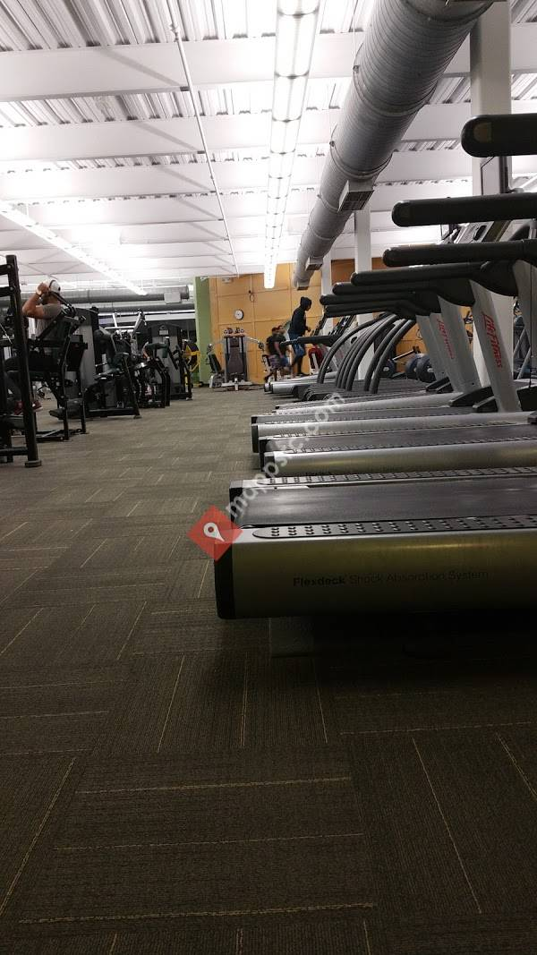 Mort Harris Recreation and Fitness Center