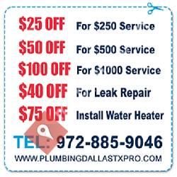plumbers dallas tx