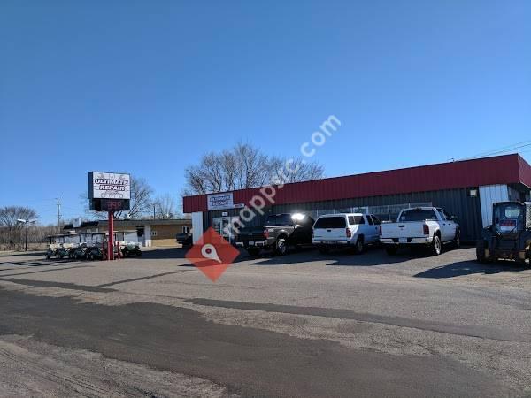 The Ultimate Repair Shop