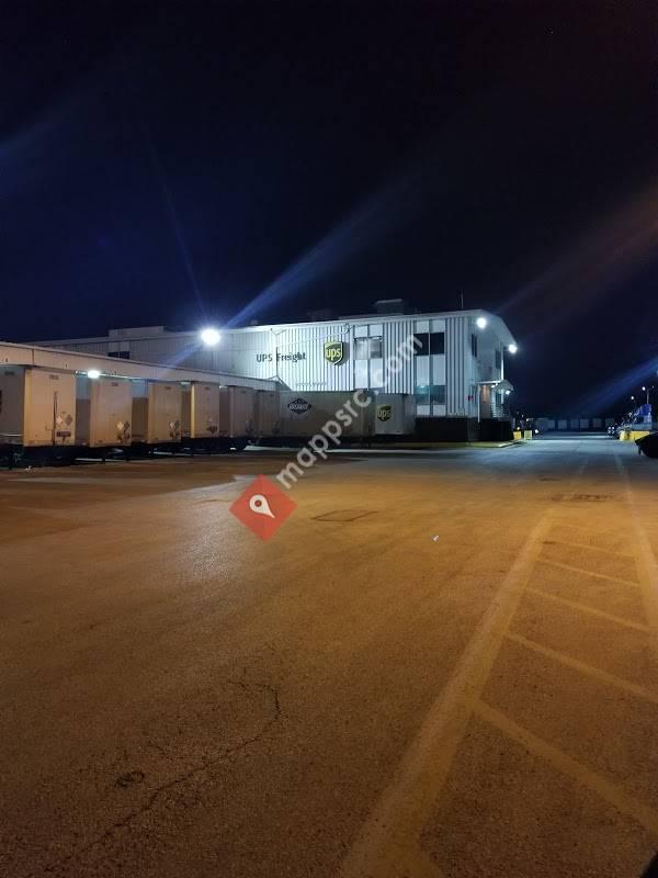 UPS Freight Saint Louis, MO Terminal